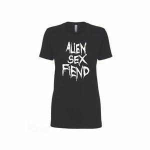 Women's Alien Sex Fiend T-Shirt